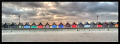 Beach Huts (Andrew Kettell) Tags: beach huts mabelthorpe