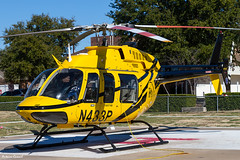 Bell 407 Arlington (Antoine Cascail) Tags: aviation helicopter helicoptere rescue hospital arlington texas bell 407 emergency sauvetage