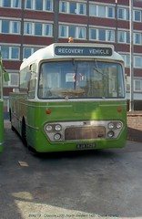 Crosville L320 820912 Crewe [jg] (maljoe) Tags: bus nbc company national cms crosville crosvillemotorservices