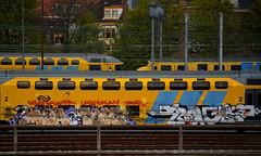 traingraffiti (wojofoto) Tags: holland amsterdam graffiti nederland netherland traingraffiti page3 wolfgangjosten wojofoto treingraffiti
