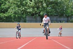 Velodrome (MrHRdg) Tags: birthday party bike bicycle stadium velodrome palmerpark