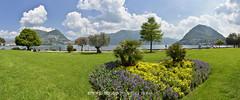 #067 Lugano - Riva Caccia (Enrico Boggia | Photography) Tags: primavera lac lugano lungolago luganese lagodilugano ceresio sansalvatore montesansalvatore br montebr enricoboggia rivacaccia