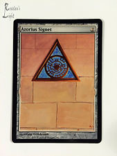 Azorius Signet - Full Art - MTG Alter - Revelen's Light Altered Art Magic Card (Revelen's Light) Tags: art altered magic mtg alteredart alters