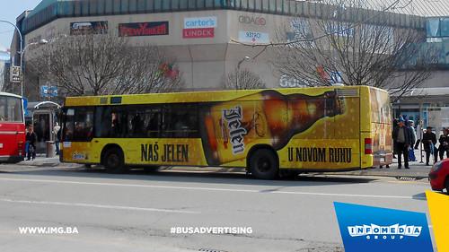 Info Media Group - Jelen pivo, BUS Outdoor Advertising, 03-2016 (10)