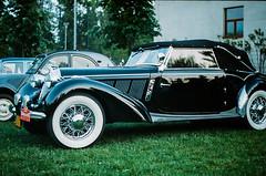 Talbot (Iain Compton) Tags: car classiccar filmphotography kiev10 cassoviaclassic