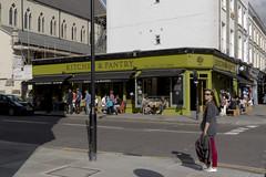 Kitchen & Pantry (flurryofsmoke) Tags: england london restaurant unitedkingdom crossroads nottinghill