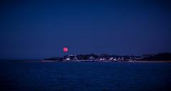 Full Moon (Bernd_Kowalski) Tags: beach night strand landscape flickr norden balticsea fullmoon sh landschaft ostsee schleswigholstein kste timmendorferstrand sonyalpha