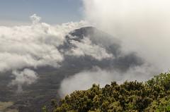 Cloud Wall (rschnaible) Tags: park usa mountains clouds landscape hawaii us tour pacific outdoor sightseeing maui tourist national haleakala tropical tropics rugged