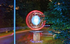 Lapp 1021 (andreasmertens) Tags: lightpainting art painting deutschland photography lights outdoor orb nachtaufnahme langzeitbelichtung lapp lichtkunst kreisolpe andreasmertens