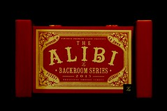 Alibi Backroom Series 2015 by Esteli cigar box (kevinellison62) Tags: cigars tobacco cigarboxes