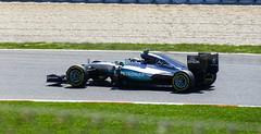 Nico Rosberg - GP Espaa F1 2016 (Marcos_Rivas) Tags: espaa de one mercedes petronas f1 uno formula gran catalunya nico circuit premio pirelli 2016 rosberg