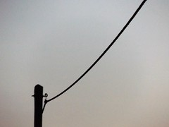 Power Pole at Sunset (gittermasttyp2008) Tags: strommasten strommast strom powertower powerpole pylon pole electricitytower energy energie erdseil germany cable lines abend sun sunset sunny sunsets sundown sonne sonnenuntergang sonnig sommer sonnenuntergnge