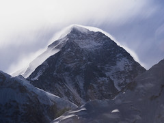 Everest (sasbphotography) Tags: yak mountain snow mountains clouds mt himalaya yaks everest himalayas