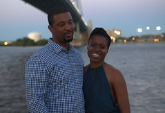 World Class Smile Project (raymondclarkeimages) Tags: raymondclarkeimages rci 8one8studios pictureof people couple smile 6d canon philly outdoor waterfront pennslanding philadelphia 2470mm28 focus bokeh dof depthoffield worldclasssmileproject