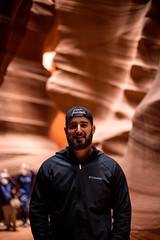 IMG_3491[1] (Eric.Burniche) Tags: arizona usa canon 50mm desert roadtrip canyon antelopecanyon pagearizona upperantelopecanyon canon6d