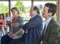 Cospedal visita Candeleda (vila) (Partido Popular) Tags: juan vicente candeleda casado vila herrera pablocasado cospedal mdoloresdecospedal cospedalpp