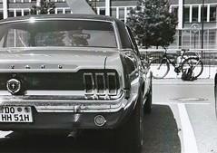 Mustang (Turikan) Tags: nikon fe nikkor 35105mm adox silvermax 100 rodinal stand dev dortmund ford mustang