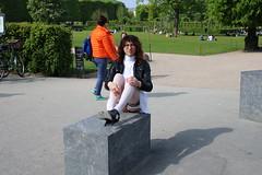 IMG_9251 (Kira Dede, please comment my photos.) Tags: stockings copenhagen lingerie upskirt crossdresser 2016 kongenshave designmuseet kirad kiradede