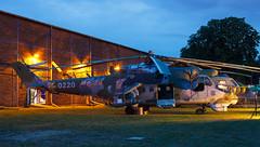 Mil Mi-24D, Praha Kbely (Honzinus) Tags: mil mi 24 d 24d 0220 kbely museum aviation lkkb echy esko esk esk republika heli vrtulnk chopper
