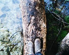 Aldeia Quatro Cachoeiras (fergprado) Tags: travel brazil brasil shoes culture pés cultura tribo indigenous índio idigena