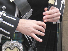 Bagpiper (stillunusual) Tags: street travel musician scotland edinburgh streetphotography royalmile streetperformer piper busker bagpipes streetmusician 2016 travelphotography travelphoto travelphotograph