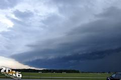 Storm Oshkosh 5-28-16 (Winglet Photography) Tags: cloud storm weather wisconsin canon shelf 7d thunderstorm dslr oshkosh stockphoto osh kosh leadingedge wittmanregionalairport wingletphotography georgewidener georgerwidener