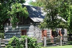 Scadding Cabin (jmaxtours) Tags: toronto theex torontoontario 1794 exhibitionplace scaddingcabin theexhibition johnscadding oldesthouseintoronto
