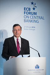 ECB Forum on Central Banking 2016 (European Central Bank) Tags: portugal forum sintra ecb draghi