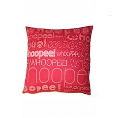 whoopee cushion pink (rethinkthingsltd) Tags: pink home fun grey living bedroom funny room joke cream parry humour livingroom pillow sofa decor cushion typographic whoopee ilsa rethinkthings