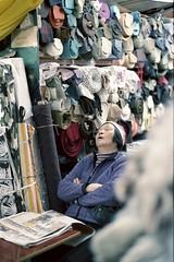 Take a nap (dupdupdee) Tags: nikonfm2 nikkor50mmf14d c41processed kodakvision35219500t