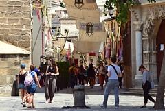 Toledo (kadege59) Tags: street city people urban espaa woman man tourism wow spain nikon europa europe cityscape citylife streetscene espana toledo spanien streetview urbanity  nikond3300 d3300 kadege59 iisbania
