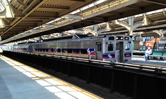 Jenkintown local at 30th Street Station (CPShips) Tags: septa airportline ge silverliner philadelphia