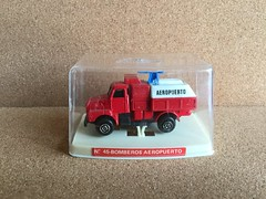Guisval Number 45 - Bomberos Aeropuerto - ARFF - Airport Fire Engine / Appliance / Apparatus - Miniature Die Cast Metal Scale Model Emergency Services Vehicle (firehouse.ie) Tags: rescue truck toy toys fire airport spain model models engine espana vehicle emergency 112 aeroport feuerwehr bomberos department appliance services fuoco apparatus brandweer dept brigade fd diecast pompiers bombero vigili bombeiros pompieri straz sapeurs arff hasici guisval mintboxed feuerwerhauto