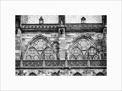 Arches #2 (Guillaume et Anne) Tags: street city bw france canon noiretblanc nb strasbourg cathdrale alsace f2 135 eglise 135mm 6d 135mmf2 ef135