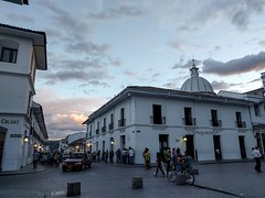 Day 429. Back at it! Left the white city (Popayán) this morning. Feels incredible to be free of walls and out in the open air again. The only worry I have is the millimeter of metal keeping my axle from splitting in two, it only needs to last 15 days to Q