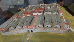 Museum at Housesteads Fort (Vercovicium), near Haltwistle, Northumberland, England, UK, 6/2016 (SteveT0191) Tags: uk england flickr roman northumberland hadrian romanempire hadrianswall housesteads geolocated