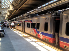 A SEPTA Chestnut Hill West local at 30th Street Station (CPShips) Tags: septa chwline rotem silverliner philadelphia