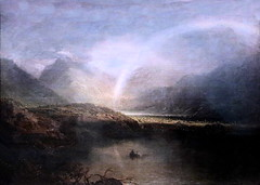 IMG_1807 Joseph Mallord William Turner. 1775-1851.  Londres. Buttermere Lake, with Part of Cromackwater, Cumberland, a Shower.  Buttermere lac, avec une partie de Cromackwater, Cumberland. Pluie. 1798.  Londres Tate Britain (jean louis mazieres) Tags: greatbritain london museum painting unitedkingdom muse londres museo peintures tatebritain peintres grandebretagne josephmallordwilliamturner