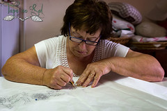 Alinhavados-em-Nisa---Foto-12 (sergiosalgueirosantos) Tags: alentejo alinhavado alinhavados alinhavadosdenisa arte bordado bordados lenis panodealgodo panodelinho rendasdebilros toalhas xailes