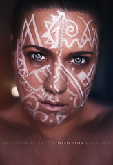 Altahman (Malia Len ) Tags: portrait canon piano makeup tribal human mundo ancestral noracism humana ciudadana noalracismo malialeon brexit altahman