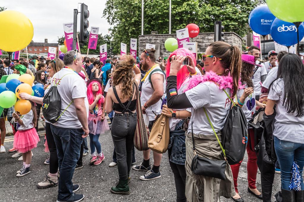 PRIDE PARADE AND FESTIVAL [DUBLIN 2016]-118097
