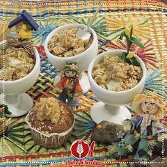 Cupcake de Paoca (Almanaque Culinrio) Tags: food recipe comida gastronomia culinria receita