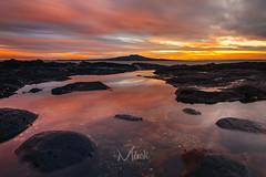 Bleeding Sky (Mikey Mack) Tags: newzealand auckland nz