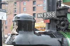 IMG_4577 (RichardAsh1981) Tags: liverpool festivals steam roller albertdock mn9389 steamonthedock2016