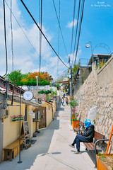 Seoul Mural Village 2016: The Quaint Little Town (Wing Yau Au Yeong) Tags: travel art town streetphotography seoul southkorea quaint ihwa muralvillage