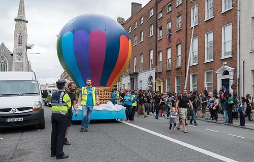 PRIDE PARADE AND FESTIVAL [DUBLIN 2016]-118180