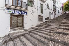 Streets of Altea (canonixus1) Tags: street atardecer calle altea escaleras canon1740 canon6d canonixus1