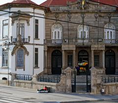 Porto 23 (mpetr1960) Tags: city people building portugal relax nikon europe cityscape eu porto rest cityview d800 nikond800