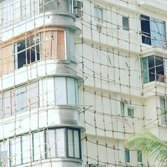 Original pic here : http://ift.tt/28YJDBn (topcao) Tags: instagram  india journey  smallorange in mumbai they must trust scaffolding travel traveling igindia vacation visiting instatravel instago instagood trip holiday photooftheday fun travelling tourism tourist instapassport instatraveling mytravelgram travelgram travelingram igtravel delhi rajasthan love beautiful happy amazing summer