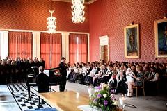 Humanistisk navnefest (human-etiskforbund) Tags: oslo piano fiolin rdhus navnefest mennesker generasjoner seremoni humanistisk